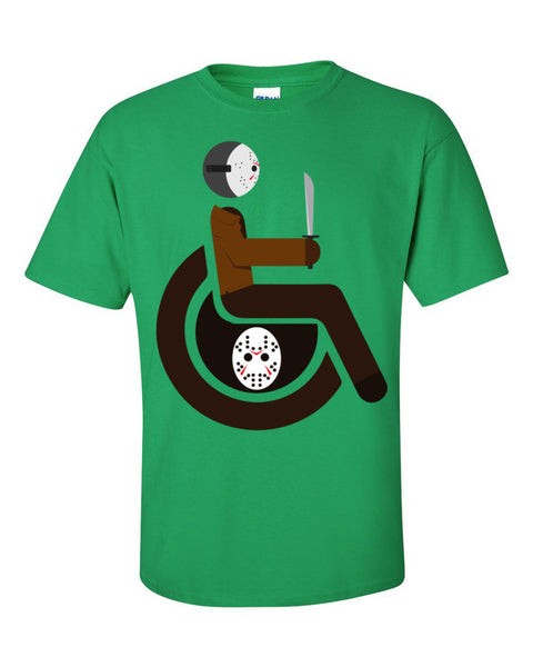 Men's Adaptive Jason Voorhees T-Shirt