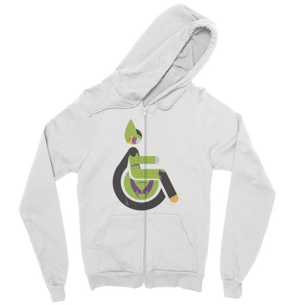 Men's Adaptive Perfect Cell Zip Hoodie