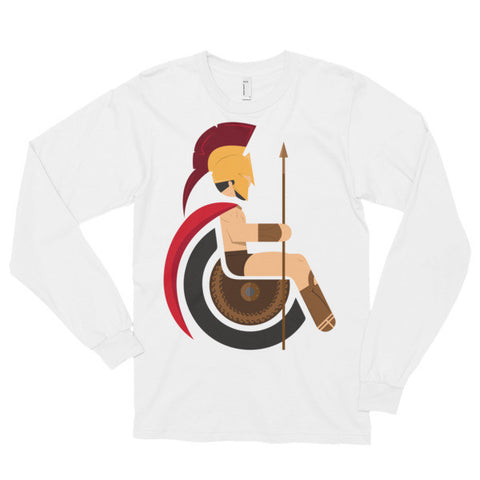 Adaptive King Leonidas Long Sleeve