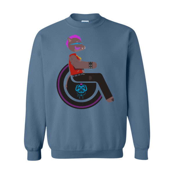 Men's Adaptive Bebop Crewneck Sweatshirt