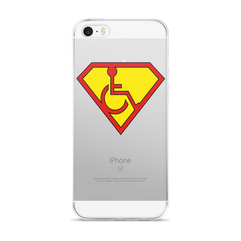 Adaptive S-Man Logo iPhone 5/5s/Se, 6/6s, 6/6s Plus Case