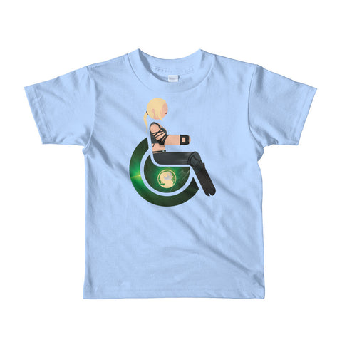 Kid's Adaptive Sonya Blade T-Shirt (2yrs-6yrs)