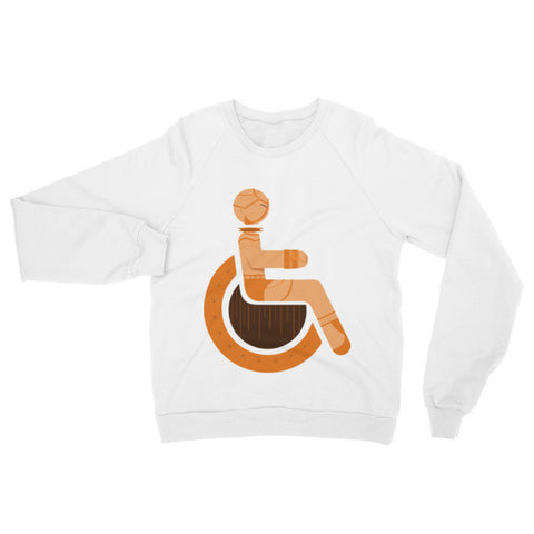 Adaptive Xerxes Raglan Sweater