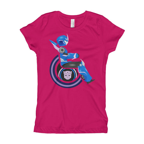 Girl's Youth Adaptive Arcee T-Shirt (XS-XL)