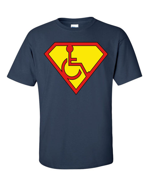 Men's Adaptive S-Man T-Shirt