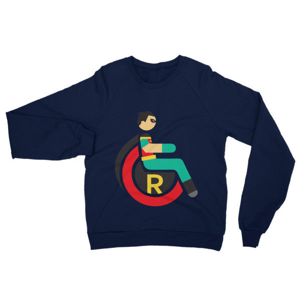 Adaptive Robin Raglan Sweater