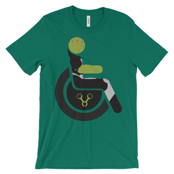 Adaptive Brainiac Short Sleeve T-Shirt