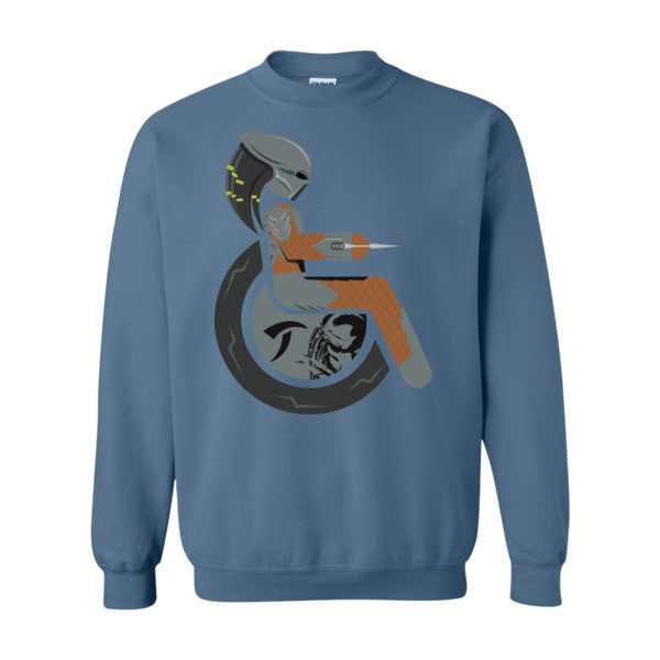Men's Adaptive Predator Crewneck Sweatshirt