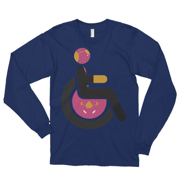 Adaptive Baron Zemo Long Sleeve