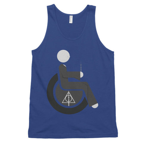 Adaptive Lord Voldemort Classic Tank Top