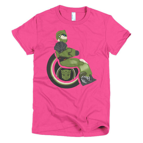 Women's Adaptive Bulkhead T-Shirt (XL-2XL)