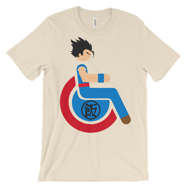 Adaptive Gohan Short Sleeve T-Shirt (3XL-4XL)