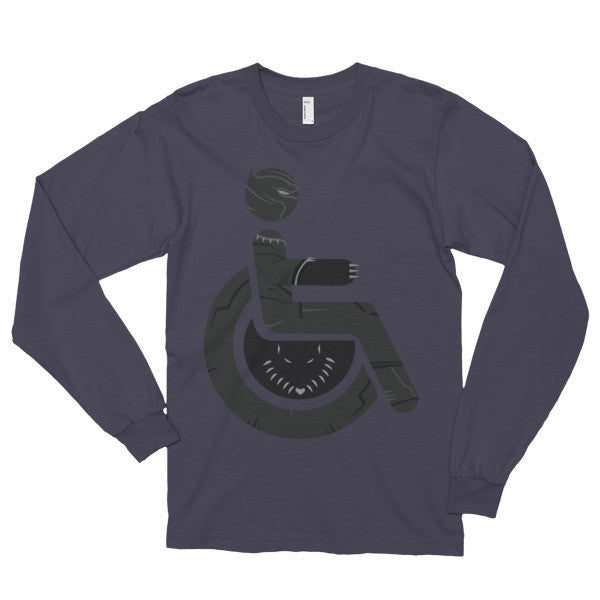 Adaptive Black Panther Long Sleeve