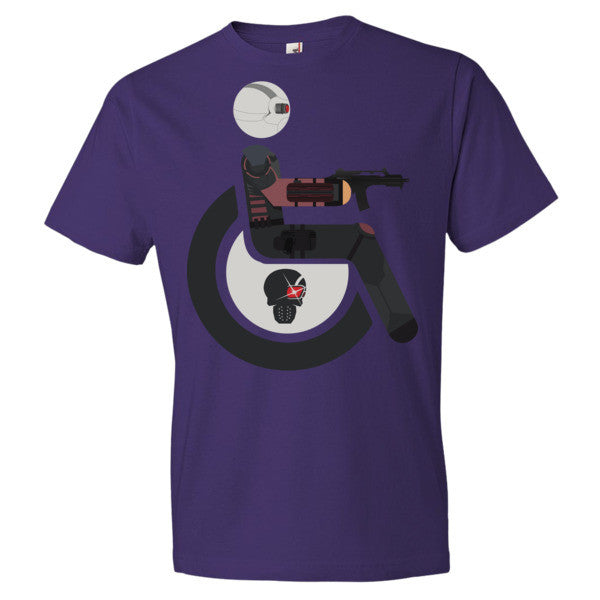 Men's Adaptive Deadshot Lightweight T-Shirt