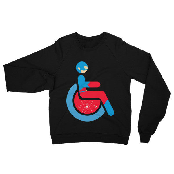 Adaptive Atom Raglan Sweater