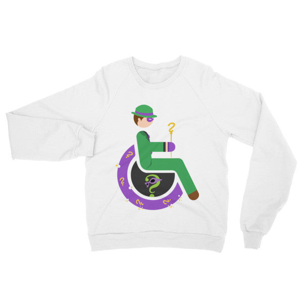Adaptive Riddler Raglan Sweater