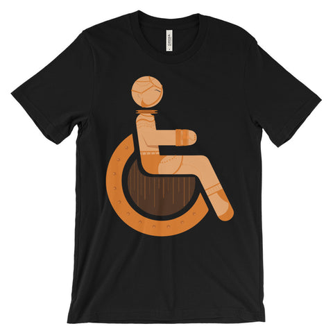 Adaptive Xerxes Short Sleeve T-Shirt (3XL-4XL)