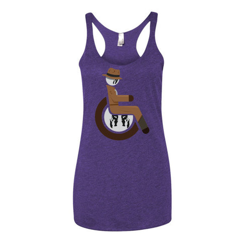 Women's Adaptive Rorschach Tank Top (XS-L)