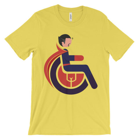 Adaptive Doctor Strange Short Sleeve T-Shirt
