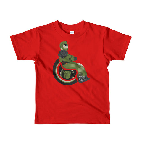 Kid's Adaptive Bulkhead T-Shirt (2yrs-6yrs)