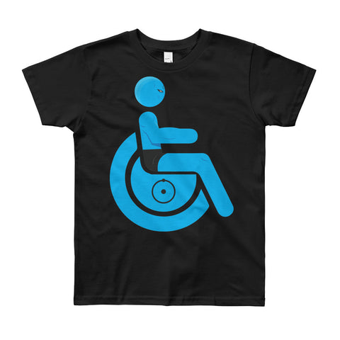 Youth Adaptive Dr. Manhattan T-Shirt (8yrs-12yrs)