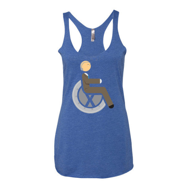 Women's Adaptive Professor X Tank Top (XL)