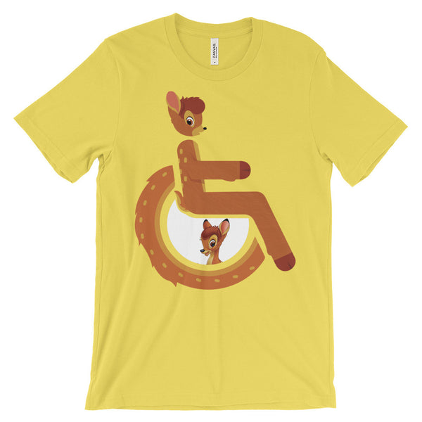 Adaptive Bambi Short Sleeve T-Shirt