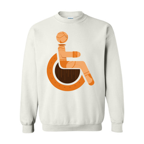 Men's Adaptive Xerxes Crewneck Sweatshirt