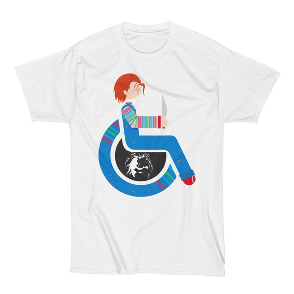 Adaptive Chucky T-Shirt (S-6XL)