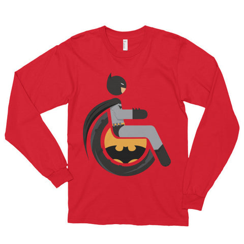 Adaptive Batman Long Sleeve