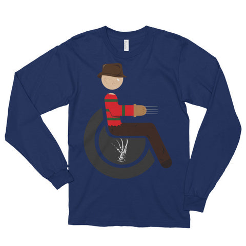 Adaptive Freddy Krueger Long Sleeve