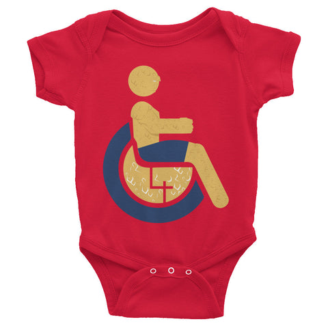 Adaptive The Thing Baby Onesie