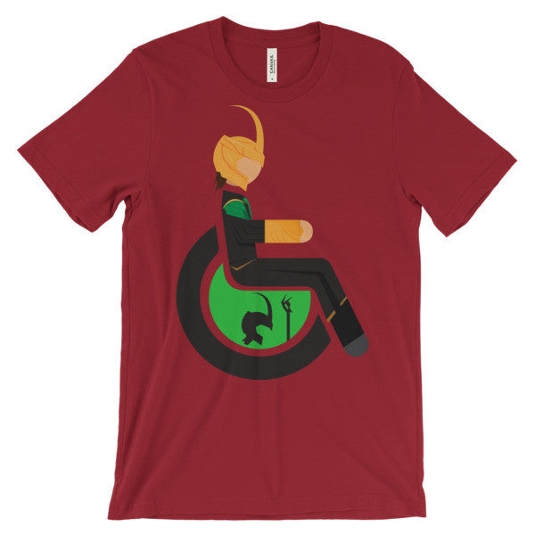 Adaptive Loki Short Sleeve T-Shirt