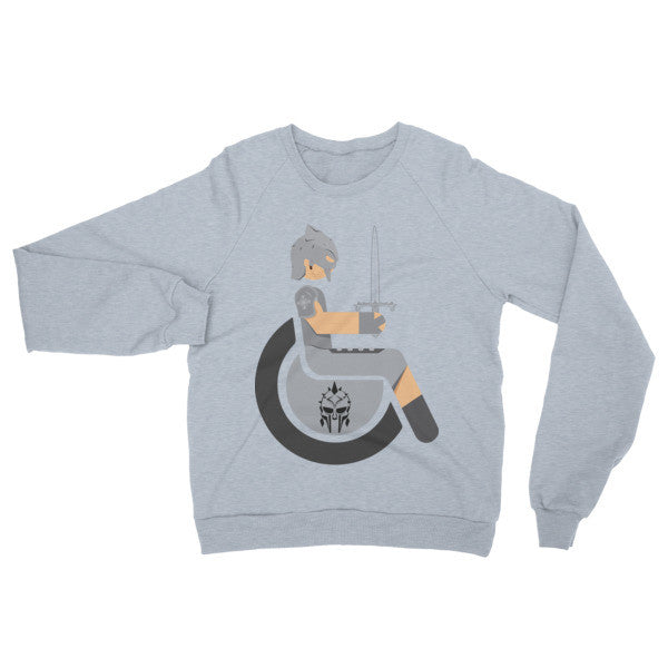 Adaptive Gladiator Raglan Sweater