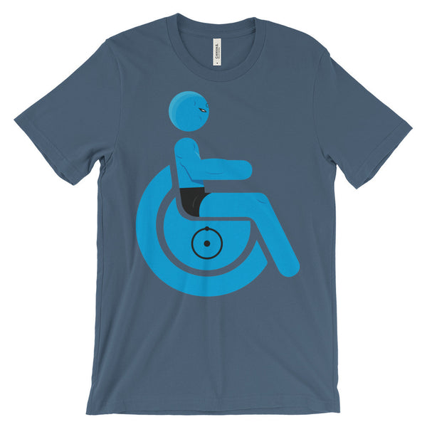 Adaptive Dr. Manhattan Short Sleeve T-Shirt (3XL-4XL)