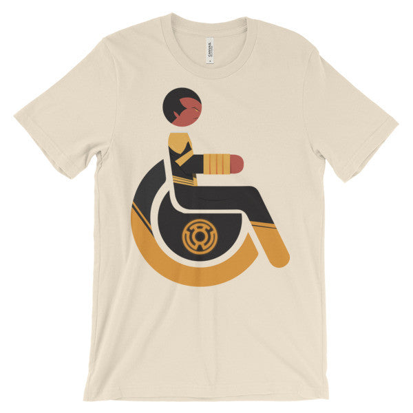 Adaptive Sinestro Short Sleeve T-Shirt