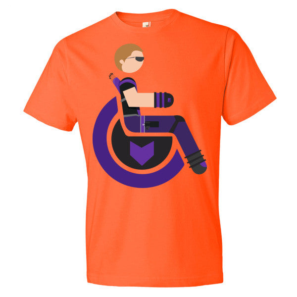 Men's Adaptive Hawkeye Lightweight T-Shirt