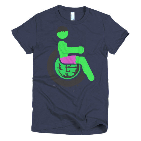 Women's Adaptive Hulk T-Shirt (XL-2XL)