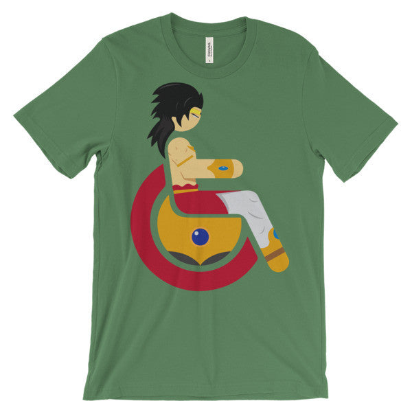 Adaptive Broly Short Sleeve T-Shirt