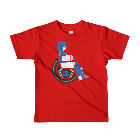 Kid's Adaptive Soundwave T-Shirt (2yrs-6yrs)