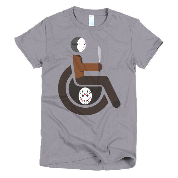 Women's Adaptive Jason Voorhees T-Shirt (XL-2XL)