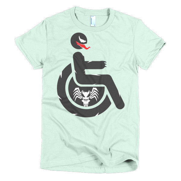Women's Adaptive Venom T-Shirt (S-L)