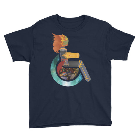 Youth Adaptive Ganondorf T-Shirt (XS-XL)