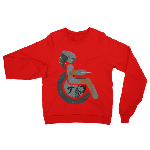 Adaptive Predator Raglan Sweater
