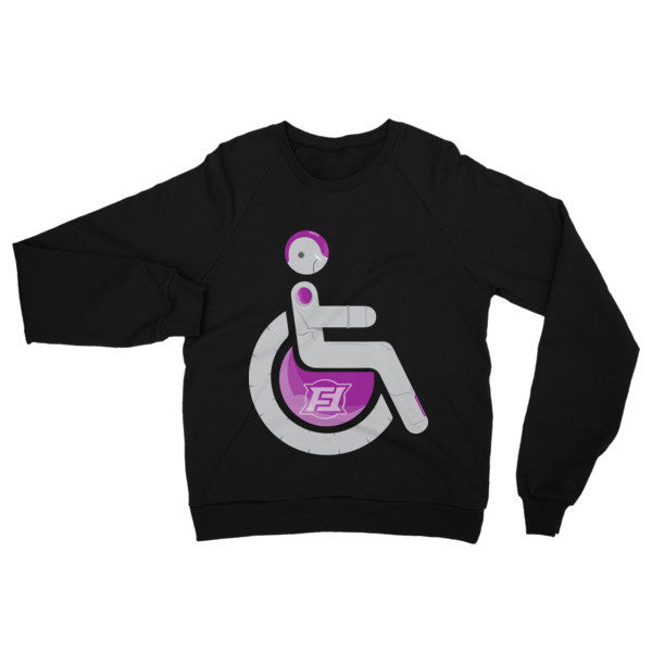 Adaptive Super Frieza Raglan Sweater