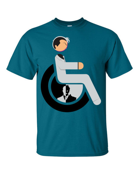 Men's Adaptive Two-Face T-Shirt