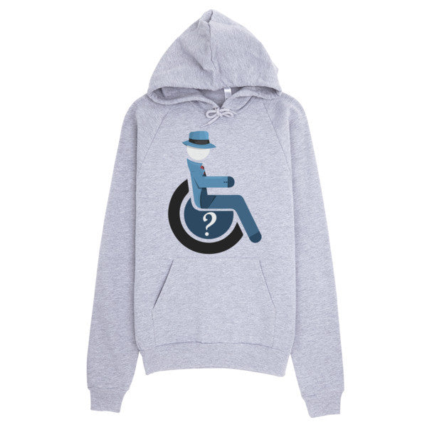 Adaptive Question Hoodie