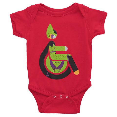 Adaptive Perfect Cell Baby Onesie