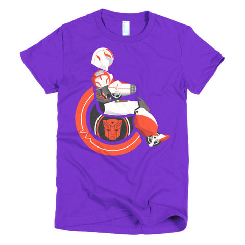 Women's Adaptive Ratchet T-Shirt (S-L)
