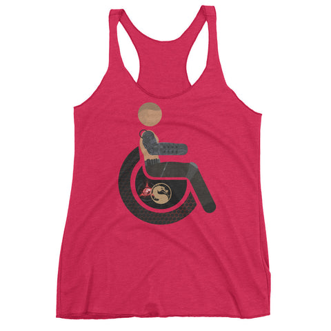 Women's Adaptive Jax Tank Top (XS-L)